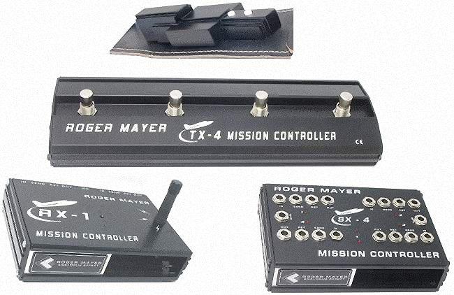 guitar effects pedals by roger mayer mission controller series. Black Bedroom Furniture Sets. Home Design Ideas