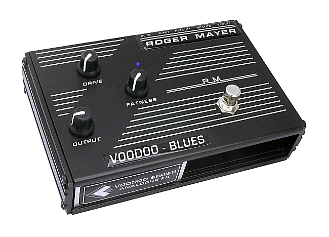guitar effects pedals by roger mayer voodoo blues. Black Bedroom Furniture Sets. Home Design Ideas