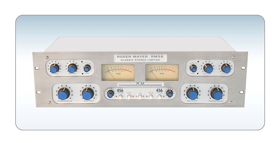 Studio Electronics by Roger Mayer - RM 598 Classic Stereo Limiter